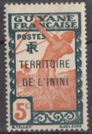 N° 4 - X X - ( C 573 ) - Inini (1932-1947)