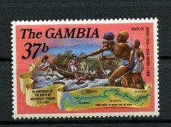 Gambia 1971 37b Mungo Park Issue #272 - Gambia (1965-...)