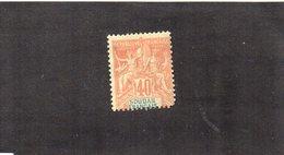 Soudan Français YT 12  X/MH Clair Au Verso 5% De La Cote - Soudan (1894-1902)