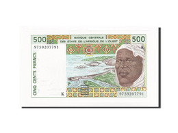 West African States, 500 Francs, 1997, KM:710Kg, NEUF - West African States