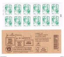 PEU COURANT - ' Je Collectionne  Je M'abonne ' - Daté  : 24.06.15 - Carnets
