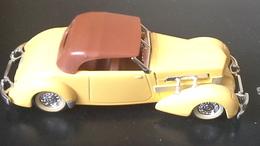 "Matchbox "" Models Of Yesteryear"" Y-18 Cord Model 812 1937 - Andere Sammlungen"