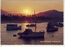 QUEENSLAND - Golden Sunset,  Nice Stamp - Unclassified