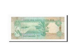 United Arab Emirates, 10 Dirhams, Undated (1982), KM:8a, SUP - Emirats Arabes Unis
