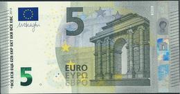 € 5 GREECE  Y001 D1  DRAGHI  UNC - 5 Euro