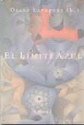 EL LIMITE AZUL LIBRO AUTOR OSCAR LAVAPEUR HIJO EMECE EDITORES AÑO 1992 191 PAGINAS POESIA HAIKU PRIMERA EDICION - Poesía