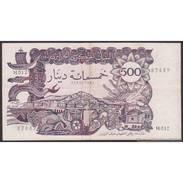 TWN - ALGERIA 129a - 500 Dinars 1.11.1970 H012 - 87889 AVF - Algeria