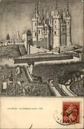 49 - SAUMUR - Le Chateau Avant 1793 - Saumur