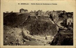 50 - GRANVILLE - Villas - Granville