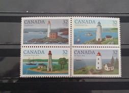 Canada, 1984, Mi: 927/30 (MNH) - 1952-.... Regering Van Elizabeth II