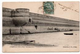 Chazilly : Le Réservoir (Collection J.D., Sens) - France