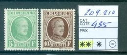 209-210  Xx - Belgique