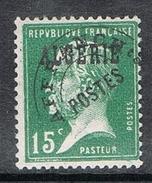 ALGERIE PREOBLITERE N°4 N* - Algérie (1924-1962)