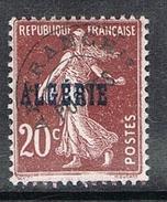 ALGERIE PREOBLITERE N°5 N* - Algérie (1924-1962)