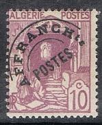 ALGERIE PREOBLITERE N°9 N* - Algérie (1924-1962)