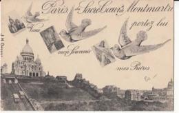Dep  75 - Paris Du Sacré Coeur De  Montmartre    : Achat Immédiat - France