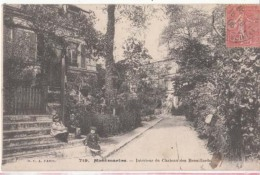 Dep  75 - Paris -  Montmartre  - Intéieur Du Château Du Brouillard   : Achat Immédiat - Frankrijk