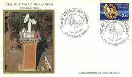 Centre D'essais Des Landes - 1970-1979