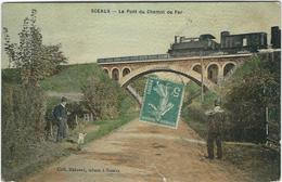 Hauts De Seine : Sceaux, Le Pont De Chemin De Fer - Sceaux