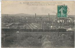 Hauts De Seine : Issy Les Moulineaux, Usine Electrique... - Issy Les Moulineaux