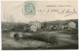 COMPREIGNAC - Le Moulin De La Rode  - 87 Haute Vienne - Otros Municipios