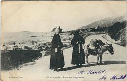 Corse : Ajaccio, Route Des Sanguinaires - Ajaccio