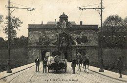 59 LILLE Porte De Gand ,Très Animée - Lille