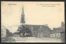 SAINT GILLES Du VIEUX MARCHE (Guéranne) Côtes D´Armor (22) - Saint-Gilles-Vieux-Marché