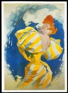 Jules Chéret, Painter, Jugendstil - Plakat Für Zigaretten - Nicht Gelaufen - Chéret