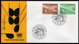 UNO WIEN 1983 - Welternährungsprogramm - FDC - Ernährung