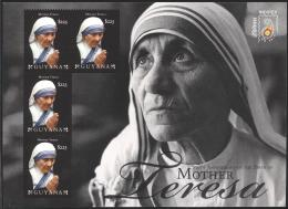 Guyana 2011 - MNH - Mother Teresa