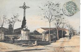 FLORENSAC - ( 34 ) - Croix De Mission - Unclassified