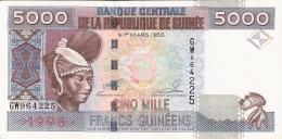 GUINEE   5000 Francs   1998   P. 38 - Guinea