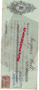 03 - MONTLUCON- TRAITE JACQUES WELTZ- BRASSERIE DU CHATELET BIERE- 1895 - France