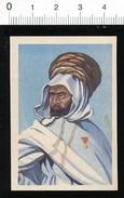 Image Collection Rozan Algérie N° 7 Chef Arabe Cheick Caïd  /IM 39/17 - Chocolate
