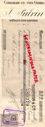 03 - MONTLUCON- TRAITE J. PULVIN- CORROIERIE SPECIALITE POUR SABOTIERS-1897 - France