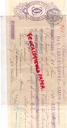 13 - SALON PROVENCE- TRAITE D &G. CARCASSONNE- FABRIQUE HUILE OLIVE AMANDES-1882- A M.THOMAS LACOURIERE CHATEAUPONSAC - France