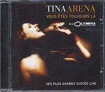 Vous êtes Toujours Là - Live à L'Olympia Tina Arena - Editions Limitées