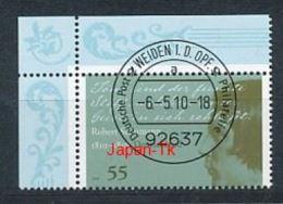 GERMANY Mi.Nr.  2797 200. Geburtstag Von Robert Schumann - Used - BRD