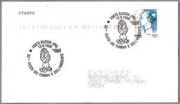 32 FIESTA DE LAS SETAS - 32 Festa Dei Funghi - Mushroom. Budoia, Pordenone, 1999 - Champignons