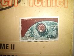 COTE Française  Des Somalis  Poste Aerienne 1963  Neuf*  20 Francs - Costa Francesa De Somalia (1894-1967)