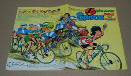 Spirou 2149 21/06/1979 Sp Vacances Double Couv Docteur Poche Par Wasterlain (complet Sans Supplément D'origine) - Spirou Magazine
