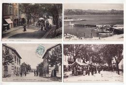 06  ANTIBES   Lot De 50 Cartes Postales Anciennes      1/2 Scannées - Antibes