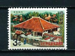 Ryu Kyu  Nº Yvert  121  En Nuevo - Ryukyu Islands