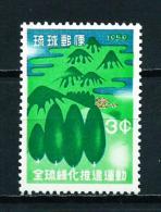Ryu Kyu  Nº Yvert  57  En Nuevo - Ryukyu Islands