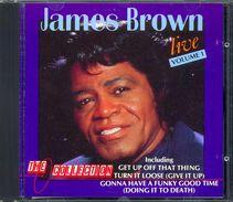 LIVE James Brown - Soul - R&B