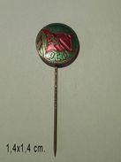 Portuguese Communist Party. Political Party Pin Badge - Asociaciones
