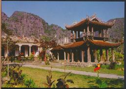 °°° 3578 - VIETNAM - NINH BINH - KIEN TRUC CO - DEN THAI VI °°° - Vietnam