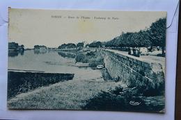 JOIGNY-rives De L'yonne-faubourg De Paris - Joigny