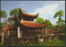 °°° 3582 - VIETNAM - HANOI - NHA BIA DEN CO LOA °°° - Vietnam